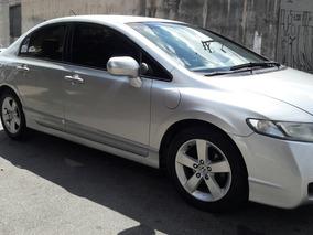 Honda Civic 1.8 Lxs Flex 4p 2010