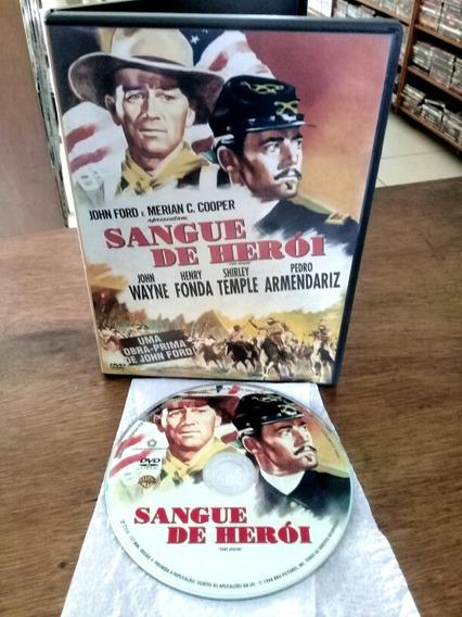 Dvd Sangue De Heroi John Wayne Henry Fonda