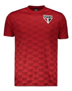 Camiseta São Paulo Hexagonal