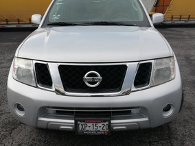 Nissan Pathfinder Advance V6 At 2012