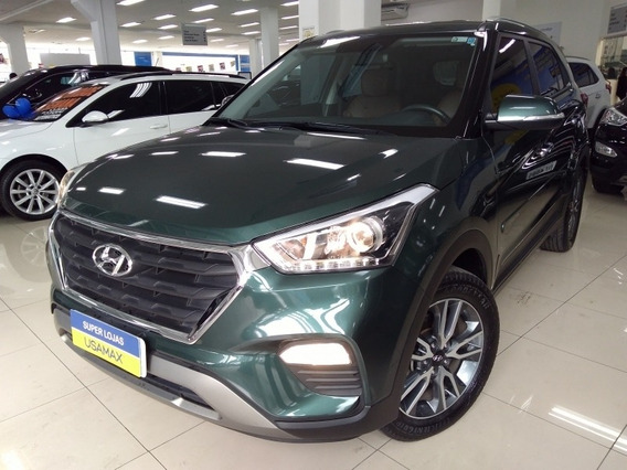 Hyundai Creta 2.0 16v Flex Prestige Automatico 2016/2017