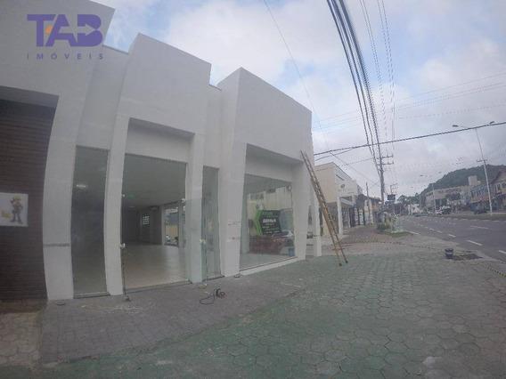 Sala Para Alugar, 400 M² Por R$ 18.000/mês - Praia Brava - Itajaí/sc - Sa0183