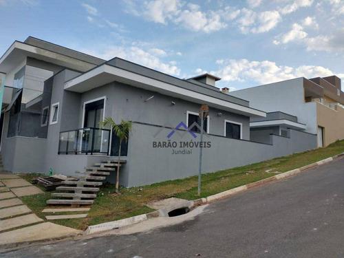Imagem 1 de 30 de Casa Com 2 Dormitórios, 155 M² - Venda Por R$ 720.800,00 Ou Aluguel Por R$ 3.500,00/mês - Condomínio Phytus - Itupeva/sp - Ca1223