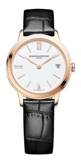 Reloj Baume & Mercier Classima Para Dama 10440 Ghiberti