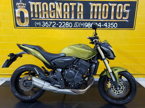 Honda Hornet 600 - 2012 - Verde - Km 17.000- 1197740-1073