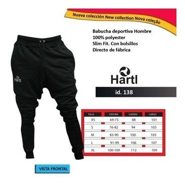 Id138 Babucha Deportiva Hartl (hombre)