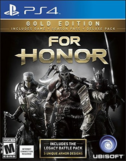 For Honor: Gold Edition (includes Extra Content + Season Pas