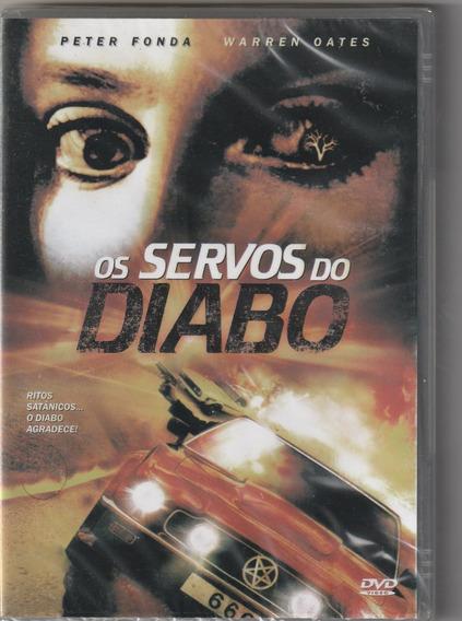 Dvd Os Servos Do Diabo ( Dublado E Lacrado)