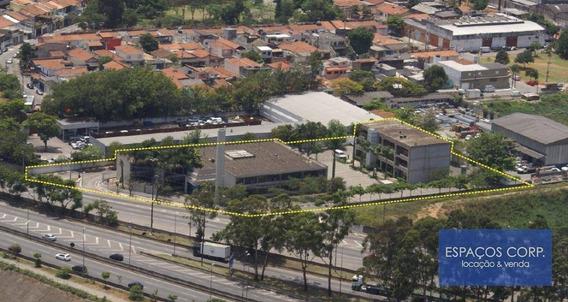 Prédio Comercial À Venda, 4.042m² - Vila Leopoldina - São Paulo/sp - Pr0109
