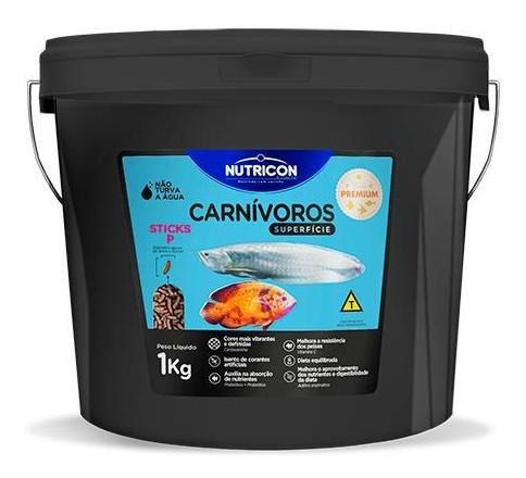 Carnívoros Superfície P Com Alho - 1kg