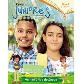 Revista Juniores Aluno Ebd Cpad - 3° Trimestre 2018
