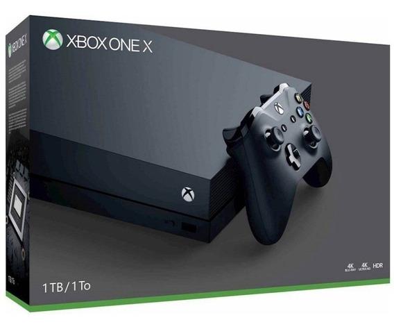 Microsoft Xbox One X 1tb 4k