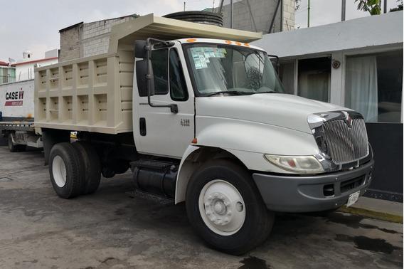 Camión De Volteo International 4300 Venta O Renta