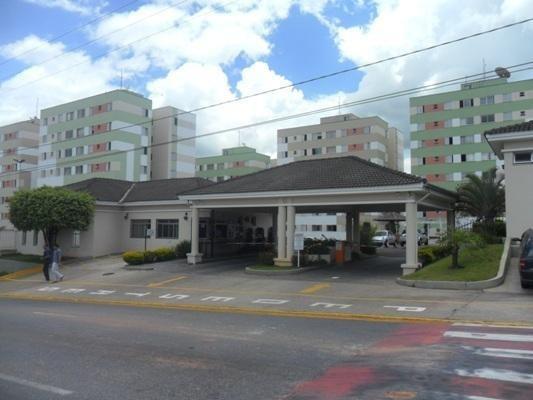 Apartamento Residencial Para Locação, Parque Bela Vista, Votorantim. - Ap2554