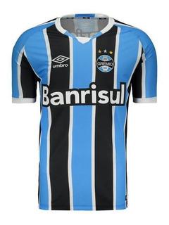 Camisa Umbro Grêmio I 2016 Nº 10