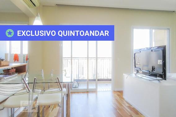 Studio No 21º Andar Mobiliado Com 1 Dormitório E 1 Garagem - Id: 892948970 - 248970