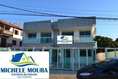 Apartamento Para Venda Em São Pedro Da Aldeia, Balneário De S. Pedro, 2 Dormitórios, 1 Suíte, 1 Banheiro, 1 Vaga - 148