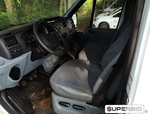 Ford Transit Van Furgão Ambulancia 2011 Motor Zero Km