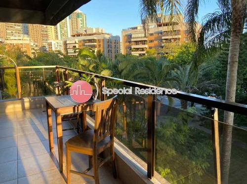 Imagem 1 de 15 de Apartamento-à Venda-barra Da Tijuca-rio De Janeiro - 400416