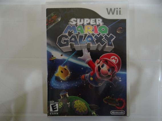 Super Mario Galaxy - Wii - Completo!