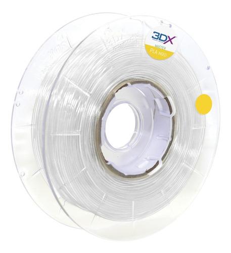 Imagem 1 de 3 de Filamento Pla Transparente 1,75 Mm | 500g | Translucido