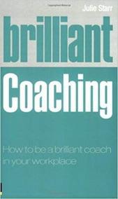 Livro Brilliant Coaching Julie Starr