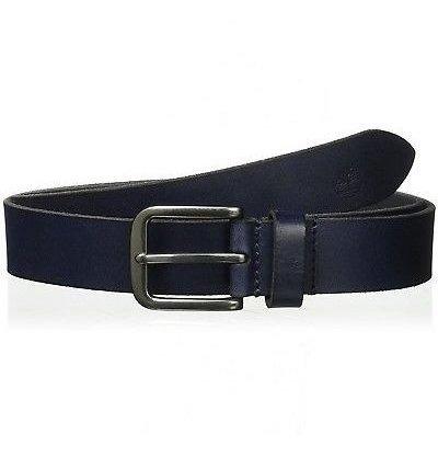 Timberland Cinturon Para Hombre Color Negro Talla 36