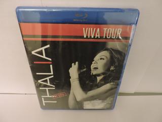 Thalía Viva Tour Blu Ray - Cd