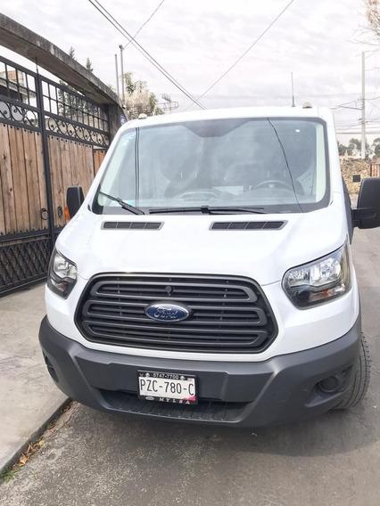 Ford Transit Chasis Largo