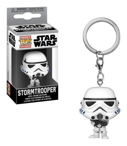 Imagen 1 de 1 de Pocket Pop ! Llavero Stormtrooper