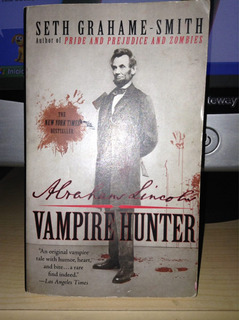 Libro Abraham Lincoln Vampire Hunter De Seth Grahame-smith