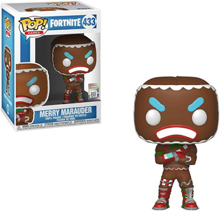 Funko Pop Fortnite Merry Marauder 433