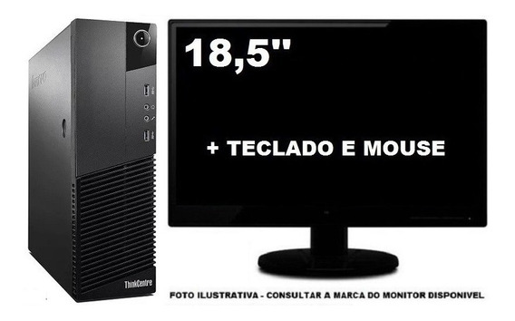 Lenovo Thinkcentre M83 Core I3 4ger 8gb 500gb - Semi Novo