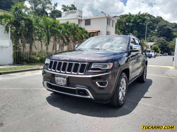 Jeep Grand Cherokee Limited 4g - Automático