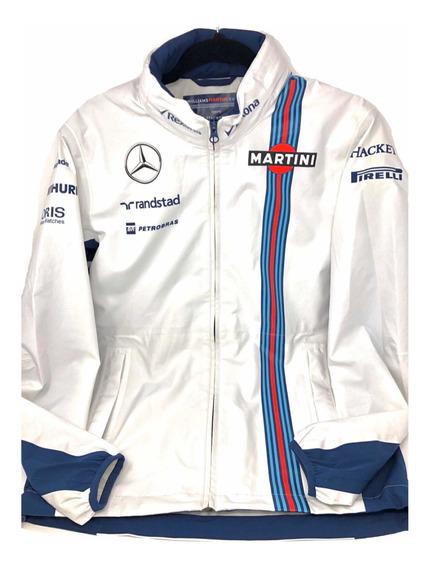 F1 Exclusive: Chamarra De Lluvia Williams - Martini Xs