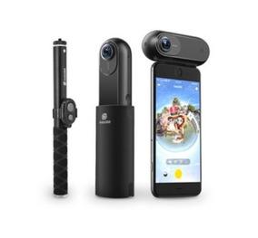 Insta360 One Câmera Ação, Vídeo Estabilização Flowstate