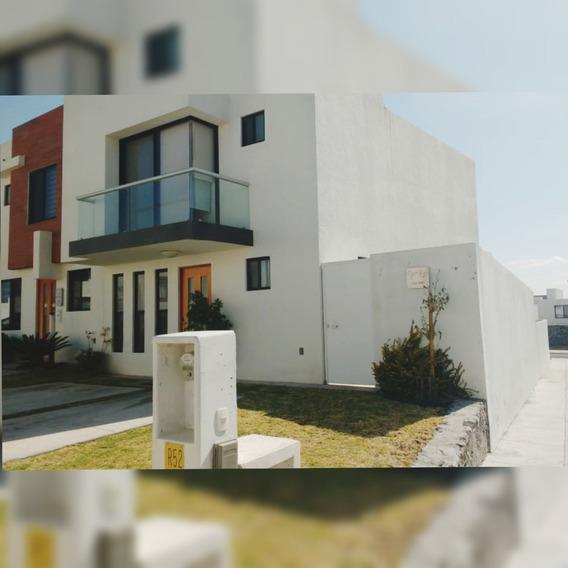 Casa En Renta Zibata Querétaro
