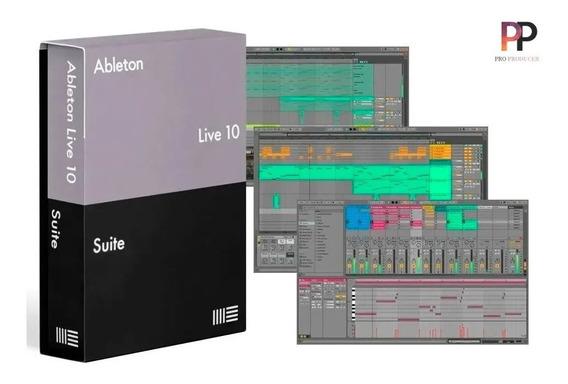 Ableton Live 10.0.2 - Win - 64 Bits - 100% Garantido