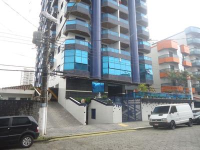 Apartamento Mobiliado Na Praia Grande - V.guilhermina