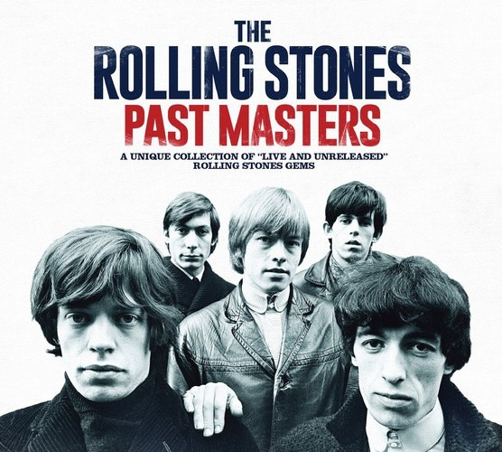 Cd Duplo Rolling Stones - Past Masters / Digipack (990966)
