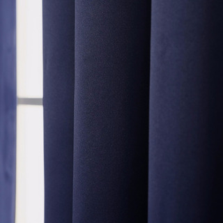 Cortinas Best Home Fashion Thermal Insulated Blackout
