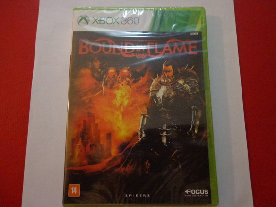 Bound By Flame Xbox 360 Original Lacrado
