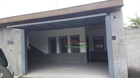 Casa Residencial À Venda, Parque São Luís, Taubaté. - Ca1633