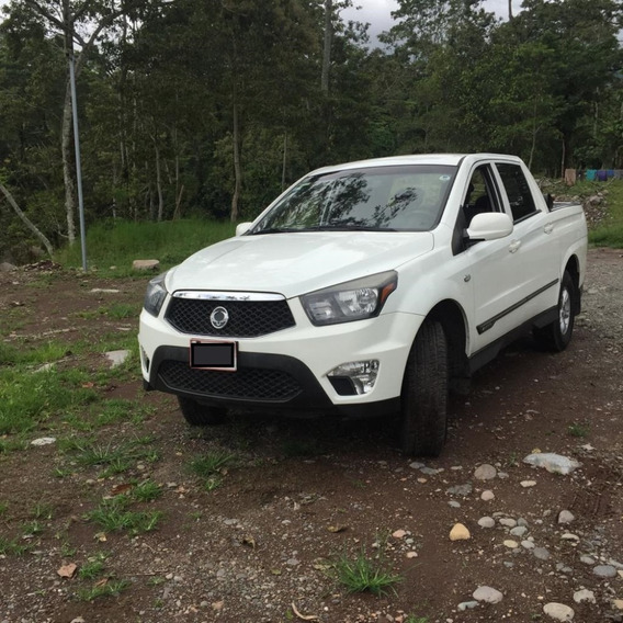 Pick Up 4x4 Ssang Yong