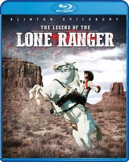 Blu-ray : - The Legend Of The Lone Ranger (full Frame)