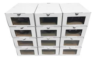 Caja Organizadora Zapatos -12 Unidades (h/ T.46) Eco Envio