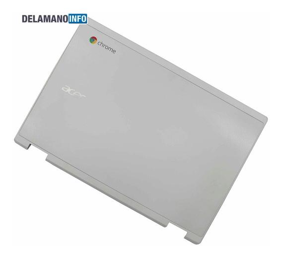 Carcaça Tampa Da Tela Notebook Acer Cb3-131 Seminovo (11254)