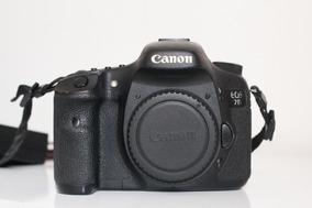 Canon Eos 7d | Corpo | 157k | Ótimo Estado