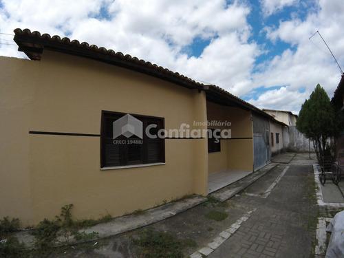 Imagem 1 de 14 de Casa Plana À Venda No Bairro Parque Potira - Caucaia/ce - 496