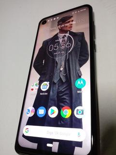Motorola One Vision 128gb 48mpx + Capa E Pelicula Novos